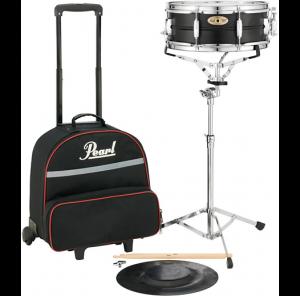 pearl beginner snare kit