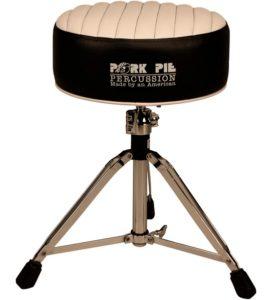 pork pie-deuce-drum-throne